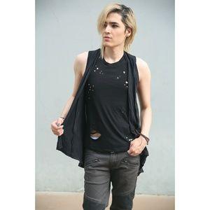 Miley Cyrus & Max Azria